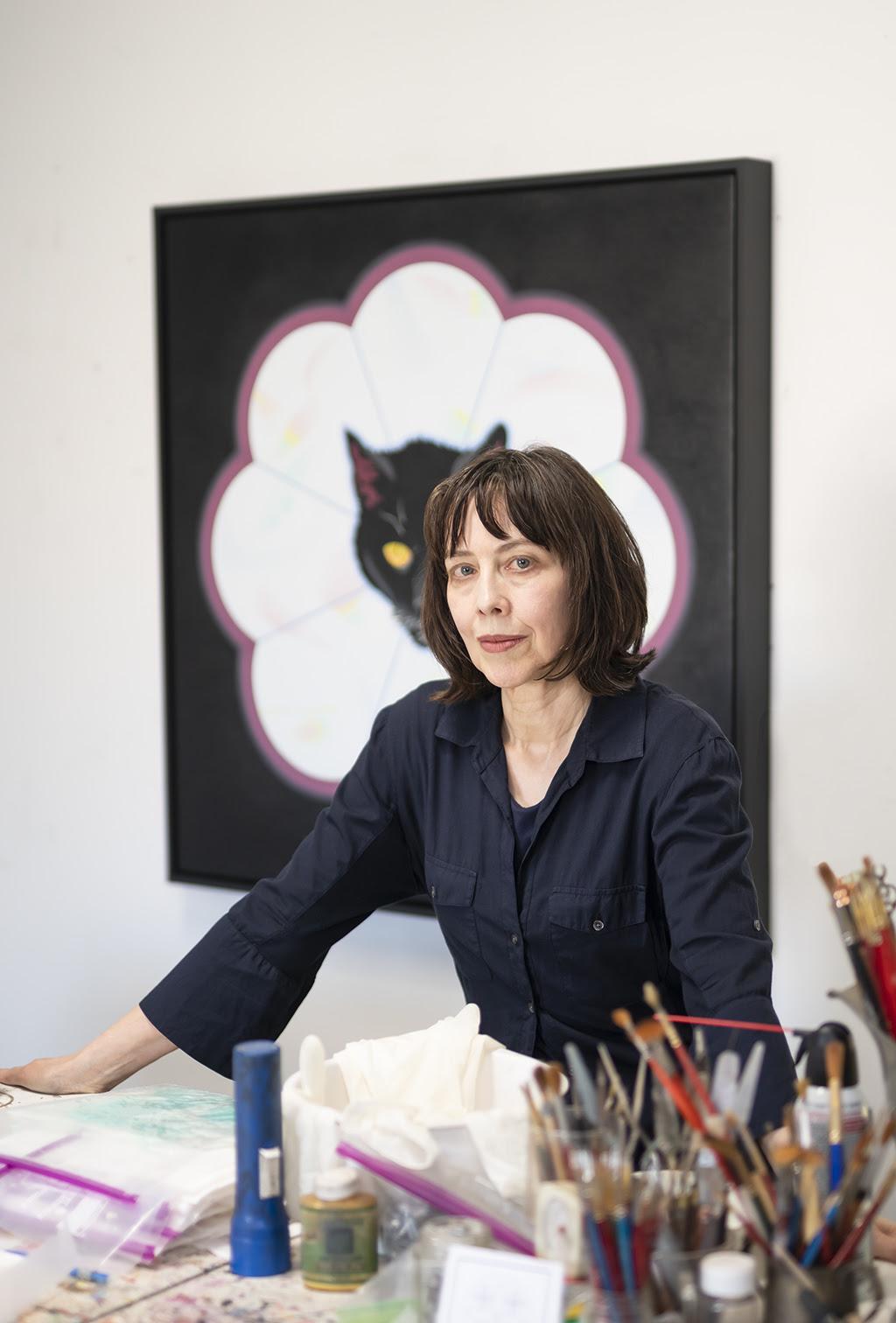 David Kordansky Gallery Now Represents Linda Stark
