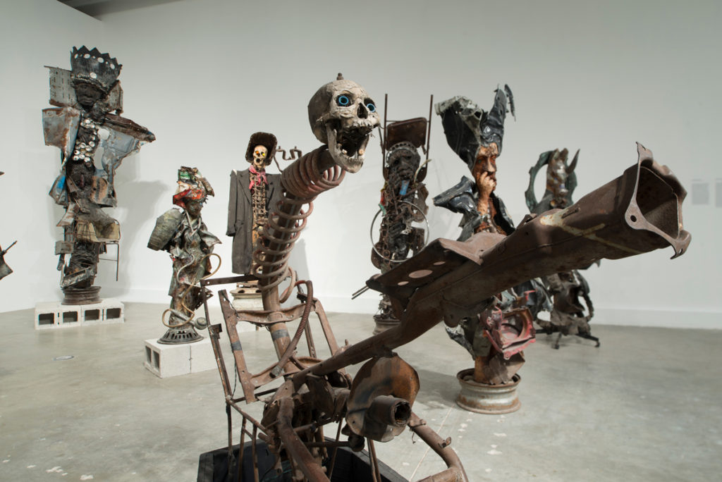 'Pòtoprens: The Urban Artists of Port-au-Prince' at Museum of Contemporary Art North Miami