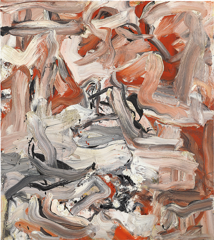 Phillips Nets $99.9 M. at Contemporary Art Evening Sale, Led by $10.2 M. de Kooning