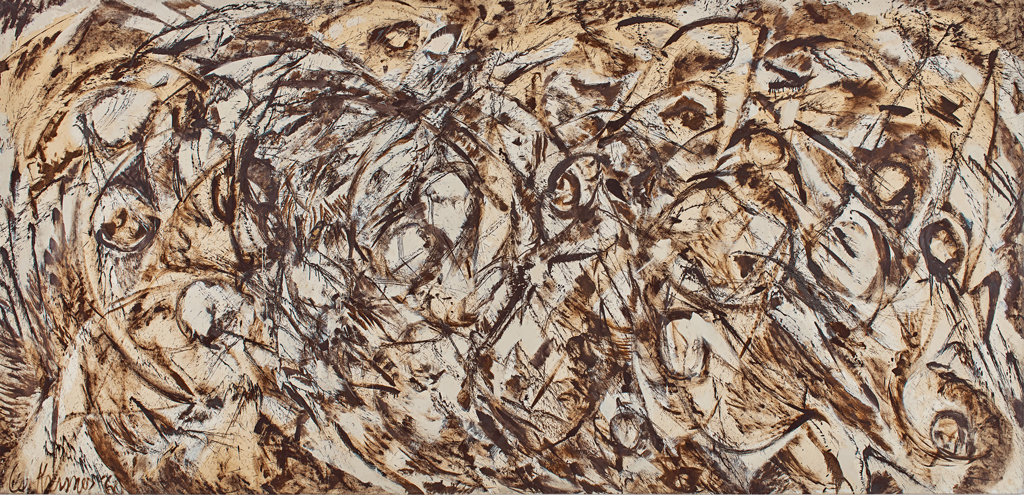 Emily and Mitchell Rales Bought Record-Breaking $11.7 M. Lee Krasner Work at Sotheby's Last Week