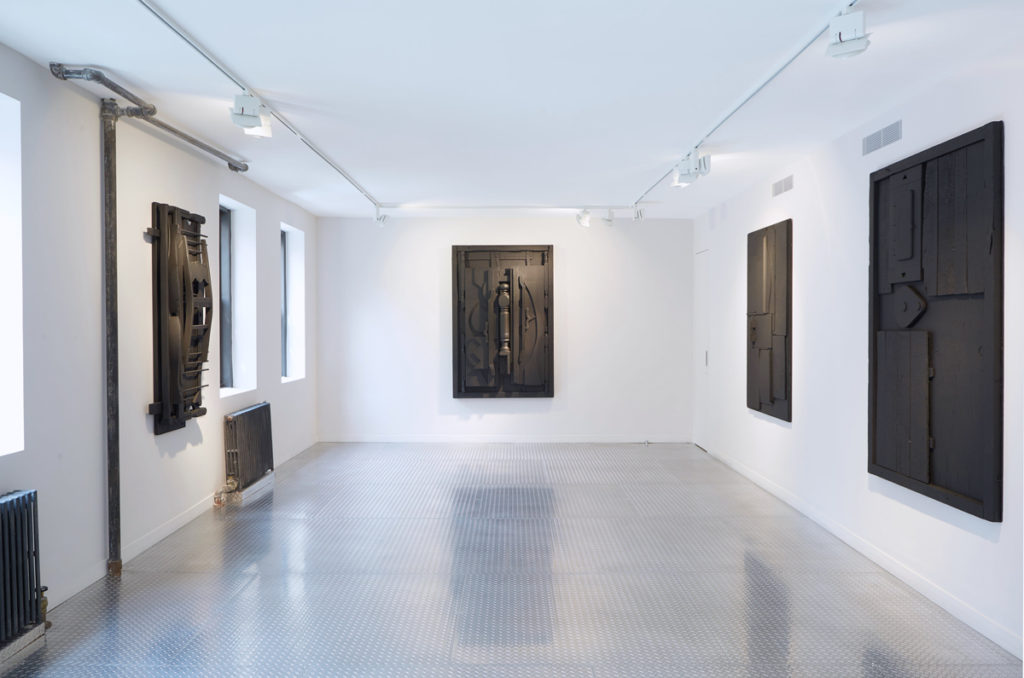 Louise Nevelson at Galerie Gmurzynska, New York