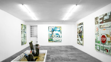 Josh Reames Celaya Brothers Gallery, Mexico