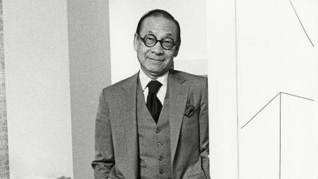 I. M. Pei, Venerated Architect Behind