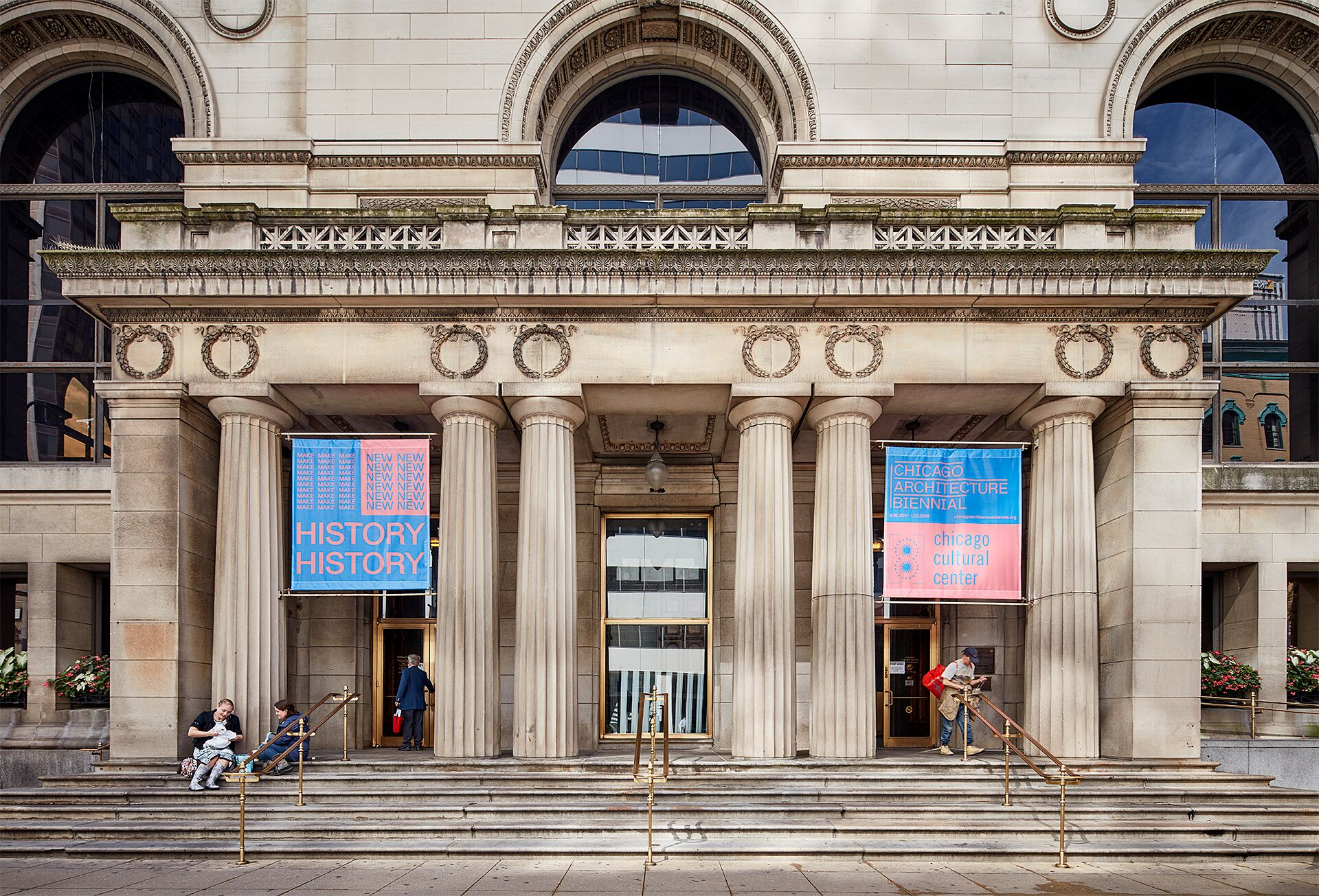 Here's the Contributor List for the 2019 Chicago Architecture Biennial