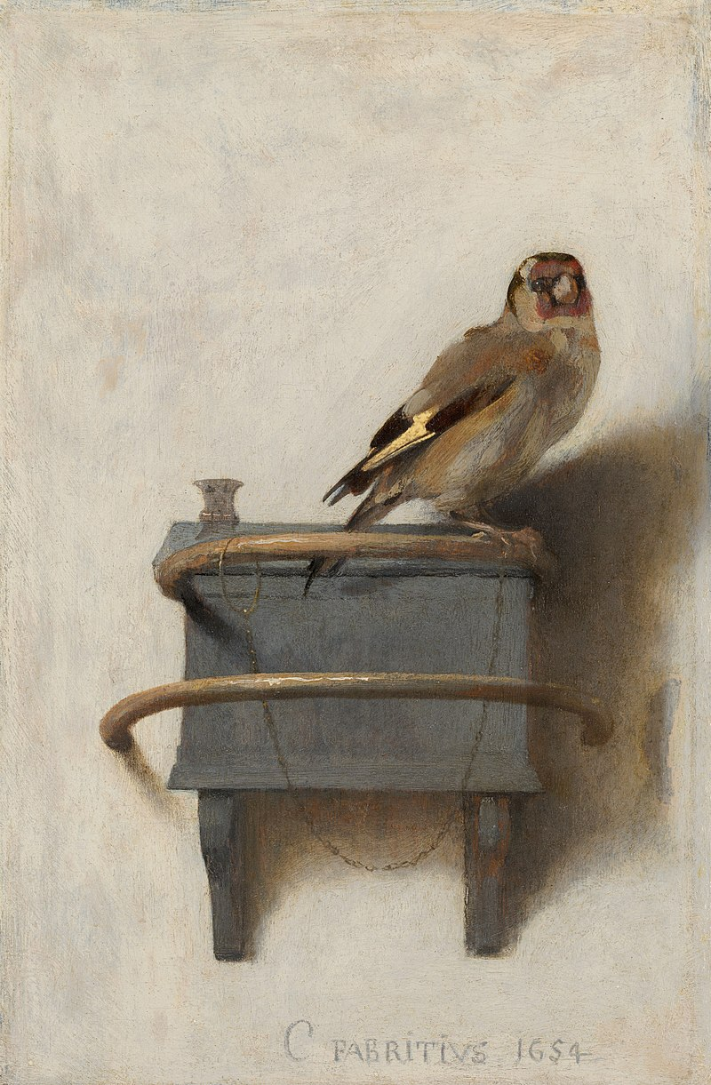 Morning Links: The Goldfinch Edition