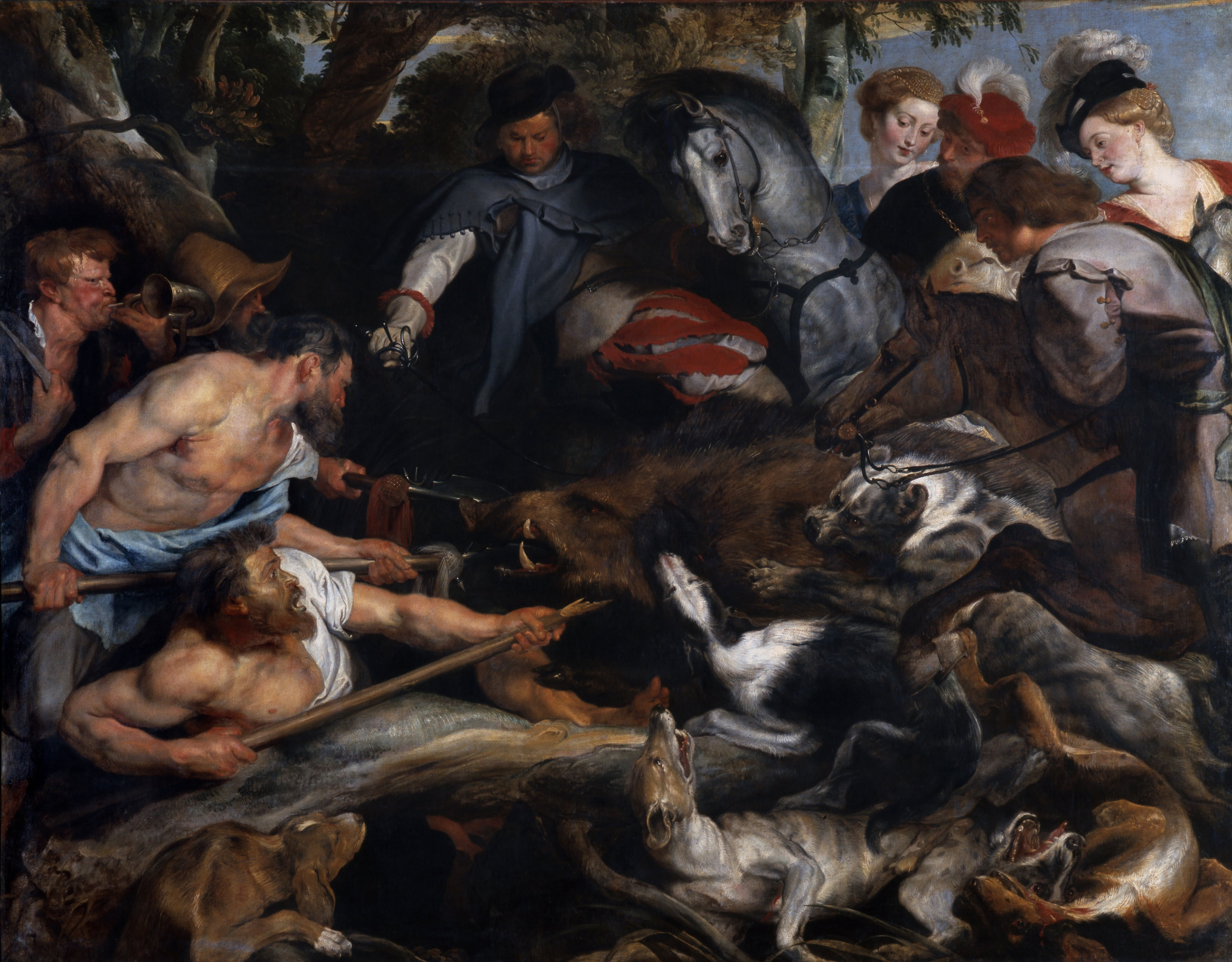 From the Archives: Peter Paul Rubens's 'New, Radiant, and Fresh' Style, in 1936