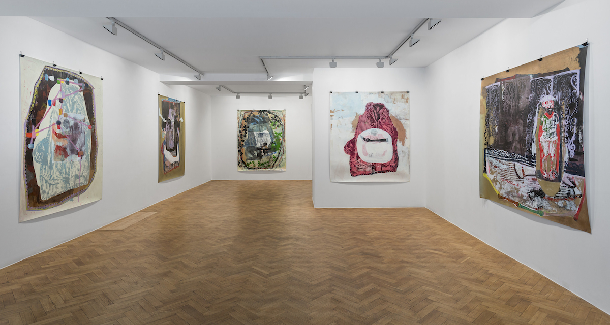 Virginia Chihota at Tiwani Contemporary, London