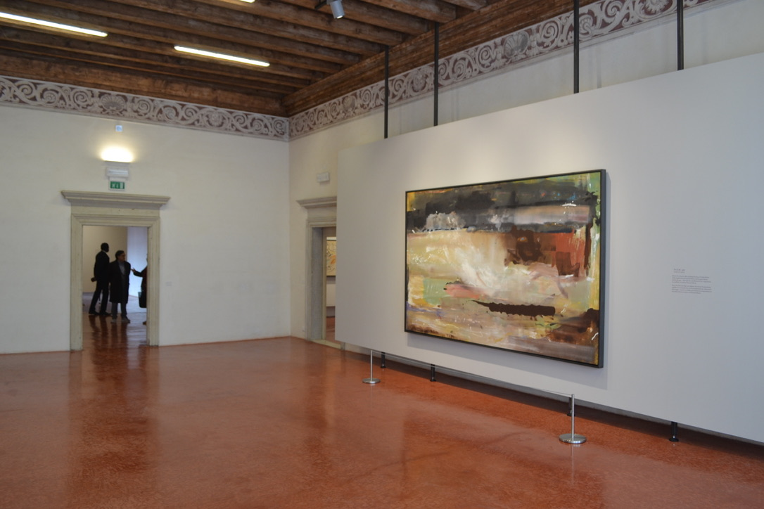 More Than 50 Years After Representing the United States, Helen Frankenthaler Returns to Venice