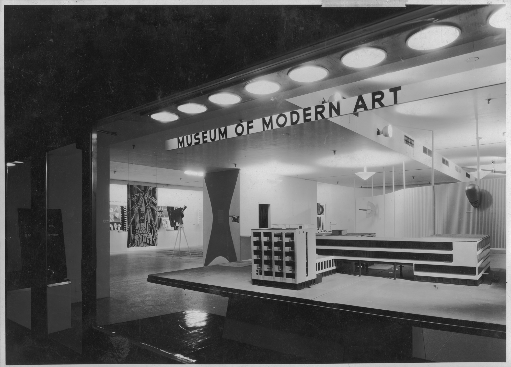 From the Archives: MoMA Stages a Bauhaus Show, in 1938