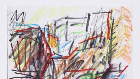 Frank Auerbach Draws Again Venice