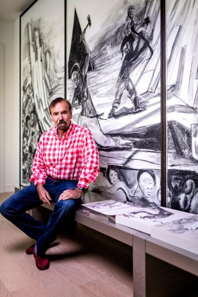 Portrait of Jorge M. Pérez.