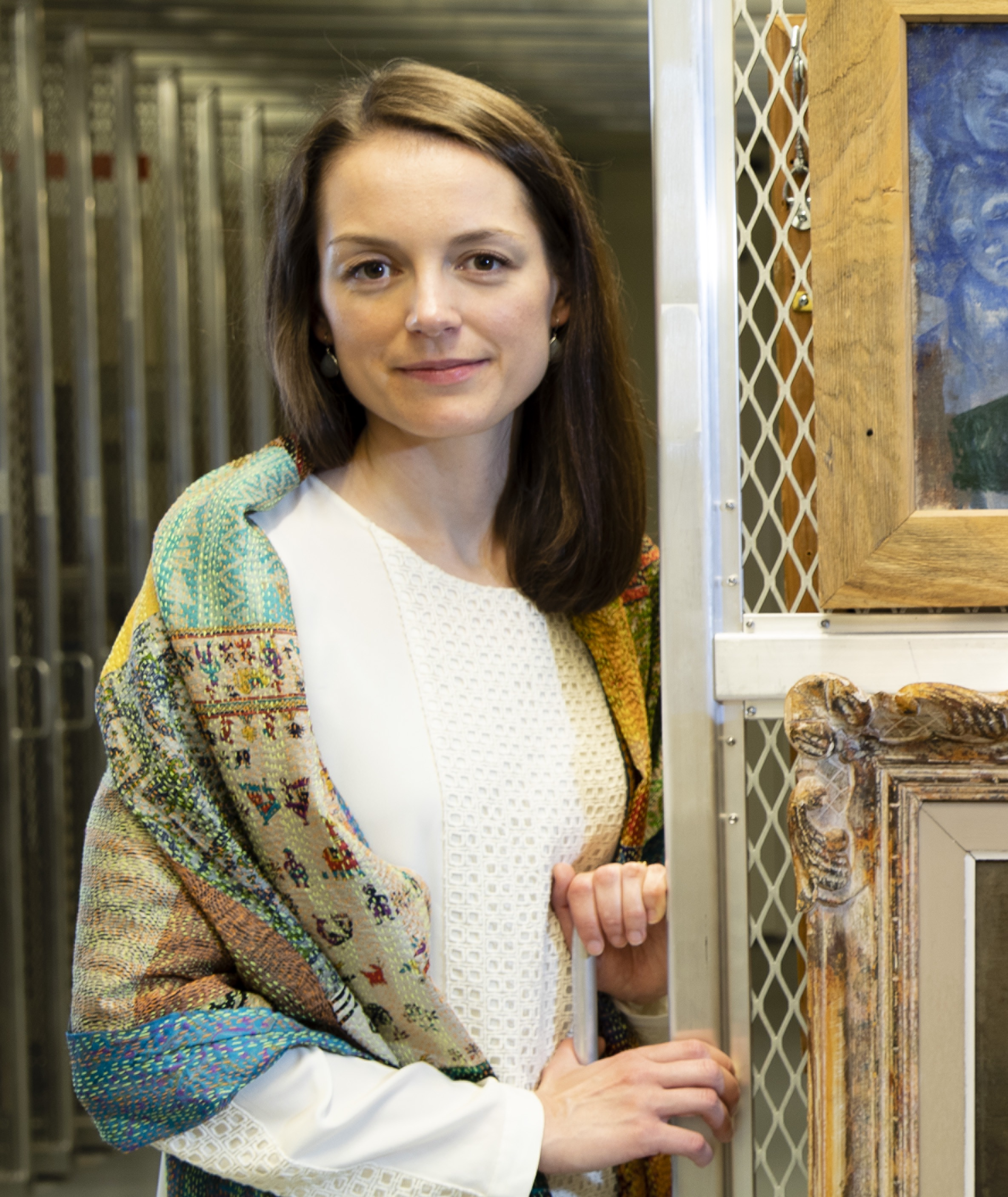Mead Art Museum Appoints Galina Mardilovich Curator of Russian and European Art