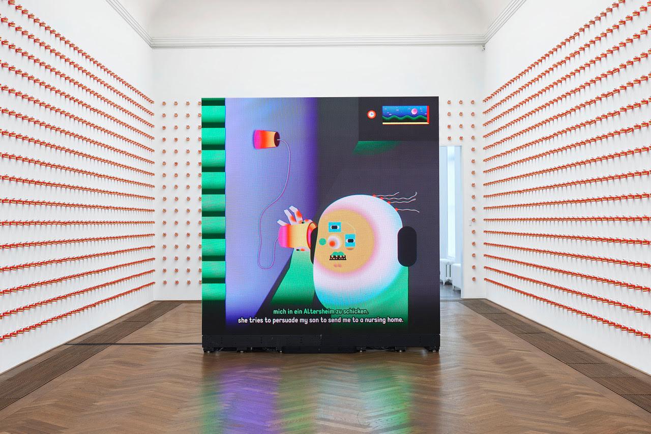 Wong Ping Is Now Represented by Tanya Bonakdar Gallery