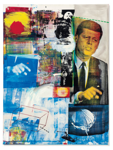 Report: Alice Walton Was Buyer of Record-Breaking $88.8 M. Rauschenberg at Christie's