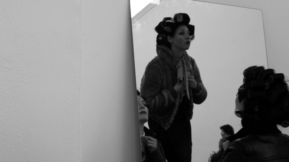 Dorit Margreiter at Museum Moderner Kunst Stiftung Ludwig Wien, Vienna