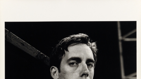 Peter Hujar's David Wojnarowicz: Manhattan-Night (III),