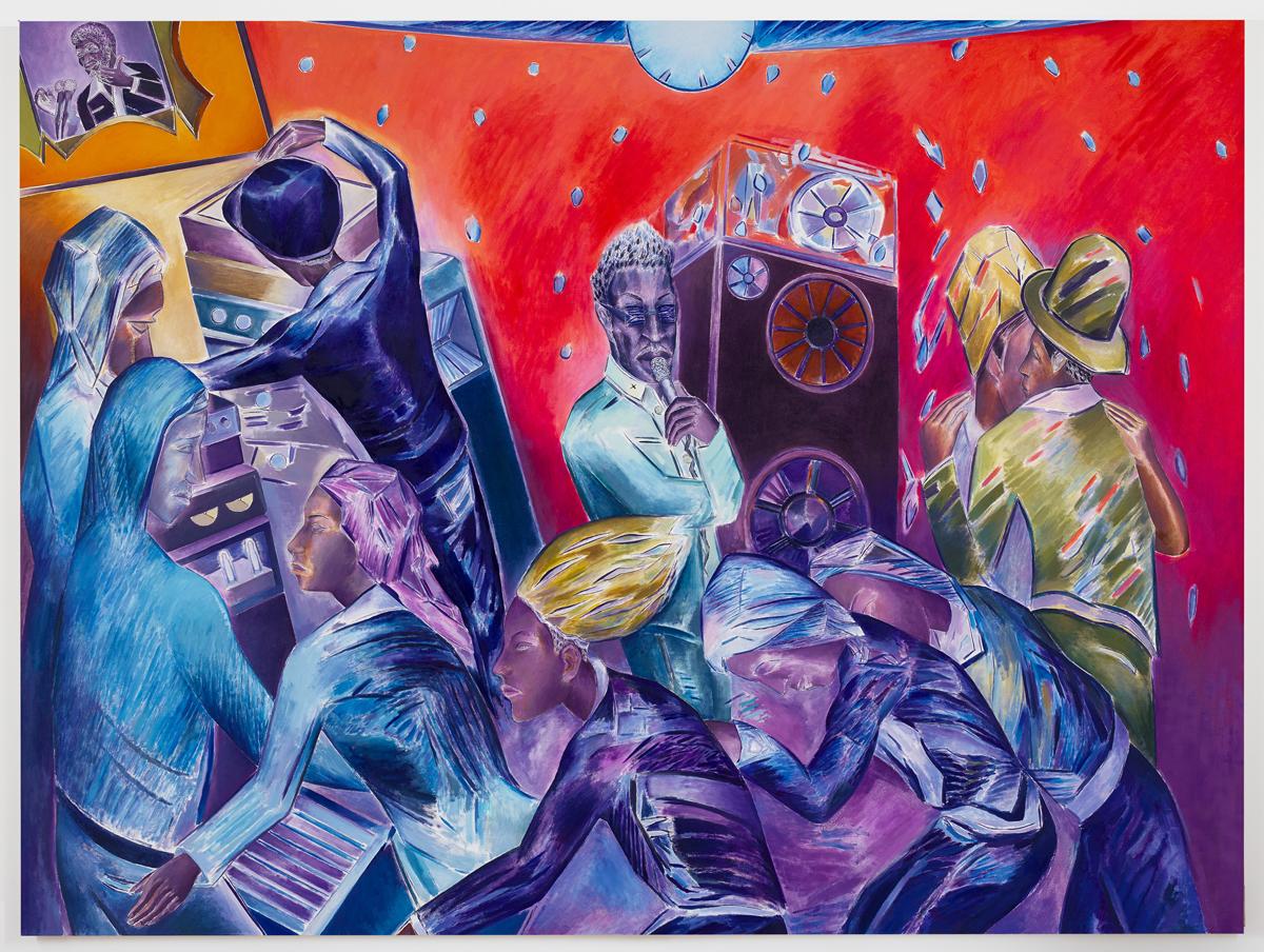 In London, Essential Survey Shows Painter Denzil Forrester's Full Range