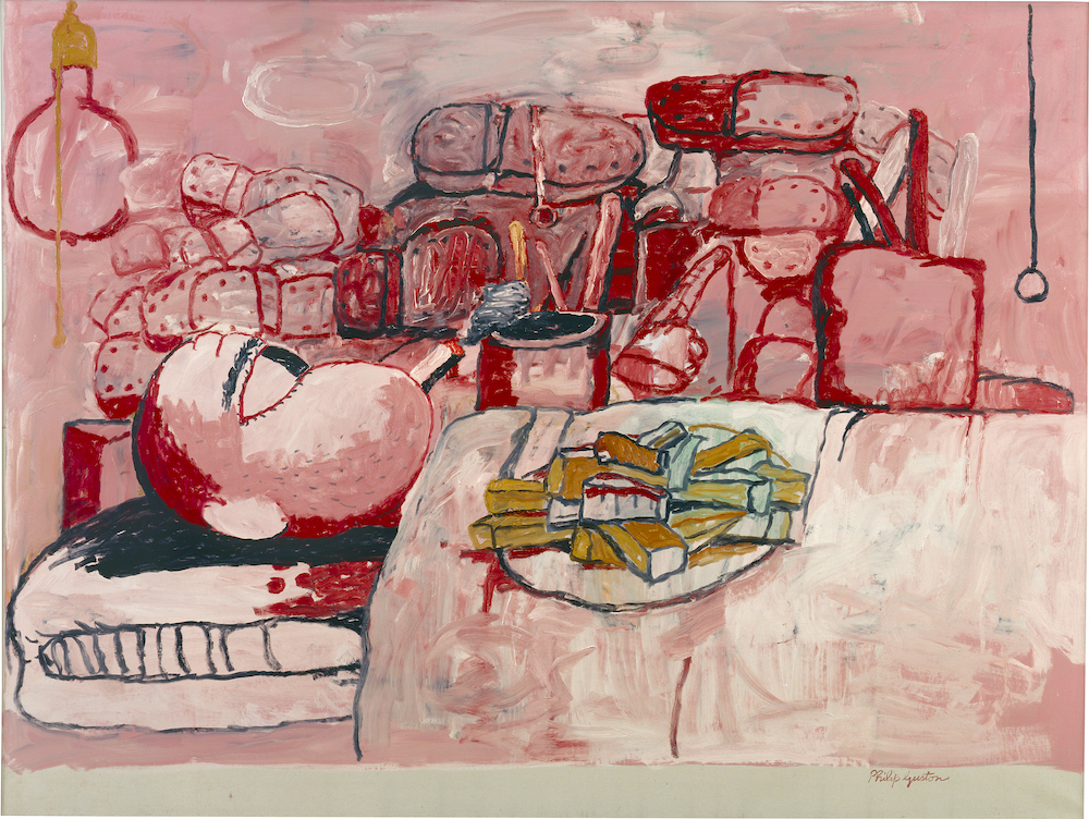 National Gallery Of Art Plans 2020 Traveling Philip Guston