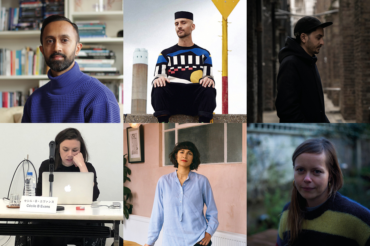 Here's the Shortlist for the 2019 Film London Jarman Award -