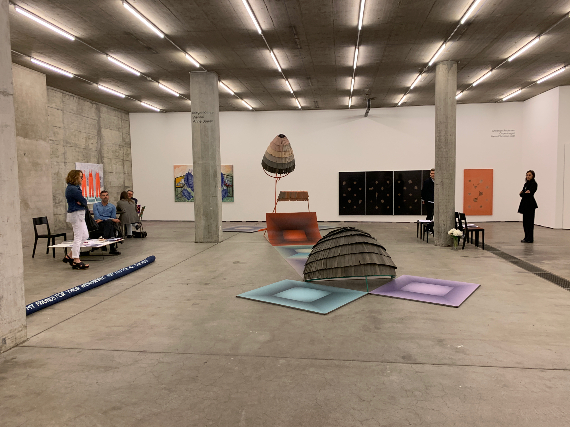 Deep Underground: In a Bunker Just Steps From Art Basel, an Alternative Art Fair Blooms
