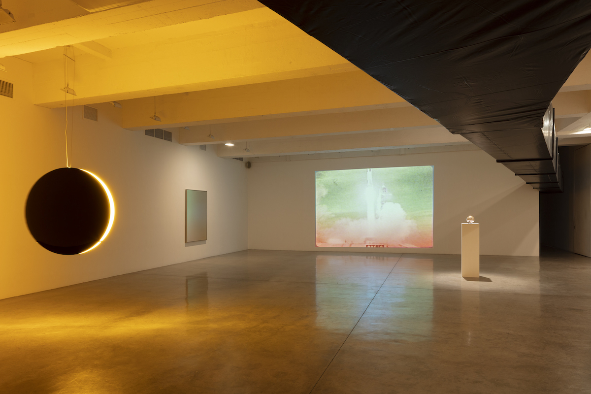 'Living in a Lightbulb,' Curated by Mia Locks and Jenny Jaskey, at Tanya Bonakdar Gallery, New York and Los Angeles
