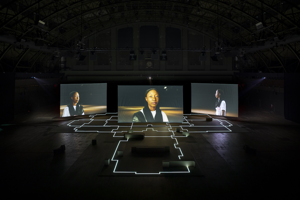 Drill, Baby, Drill: Hito Steyerl Stares Down Hidden Histories at New York's Park Avenue Armory