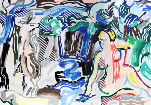 Galerie Thaddaeus Ropac to Present Summer Survey of Roy Lichtenstein in Salzburg