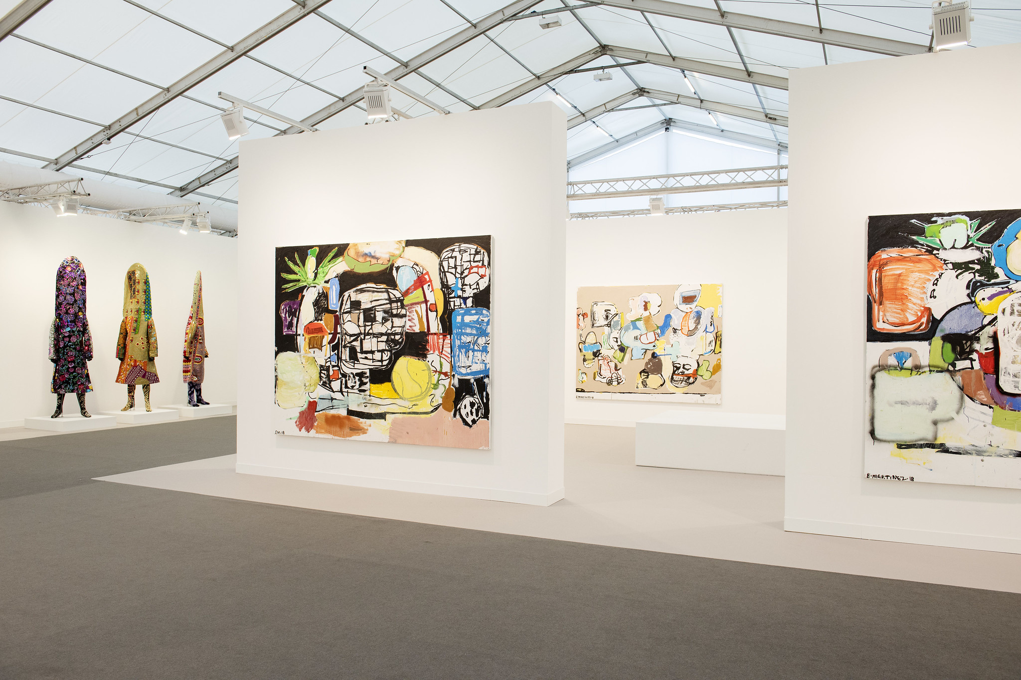 Here Are the Exhibitor Lists for Frieze London and Frieze Masters 2019