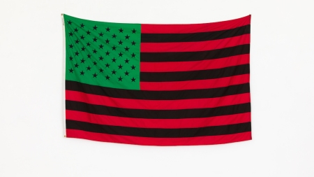 The Broad Acquires David Hammons 'African-American