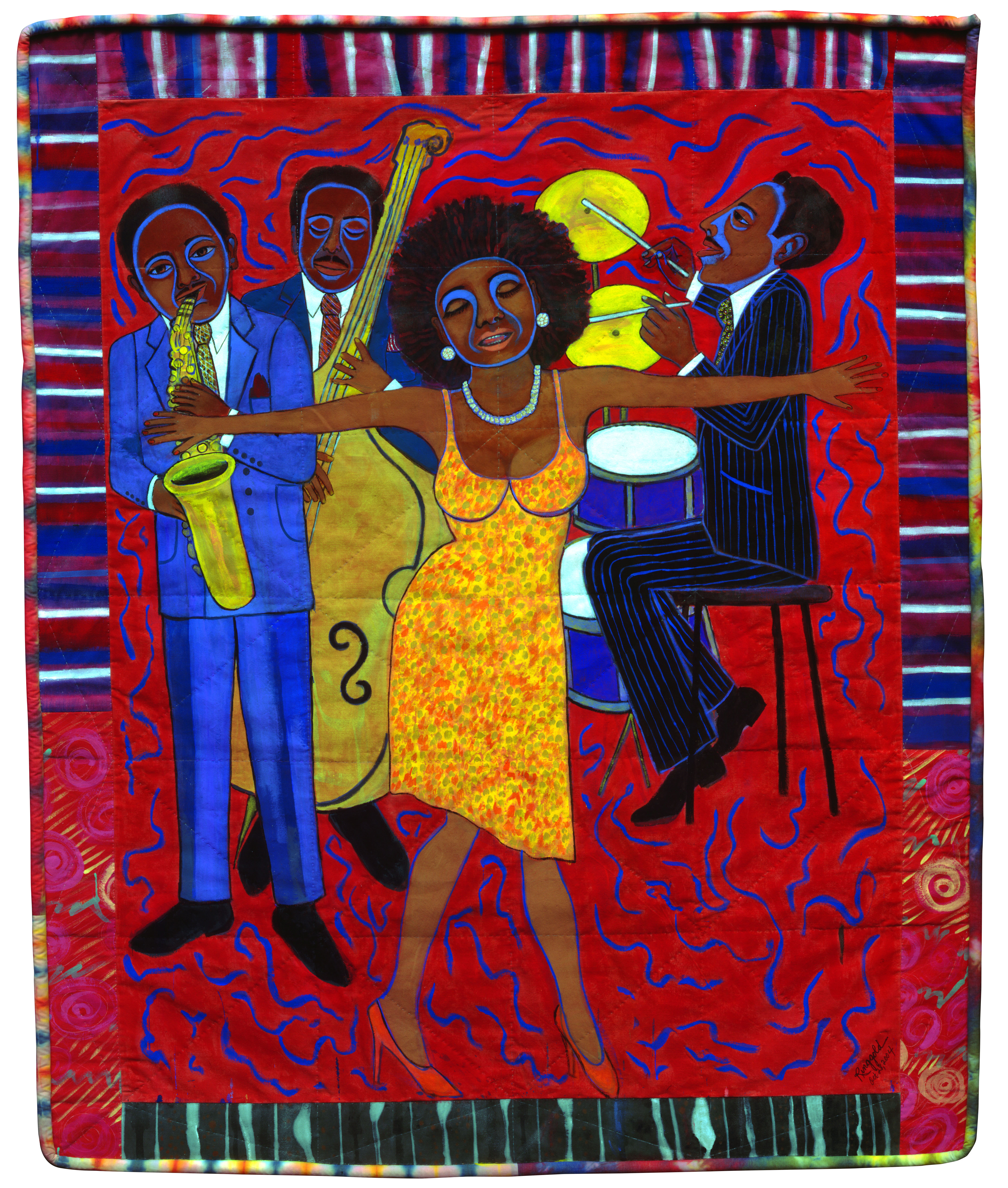 'Everything She Takes Becomes Hers': A Look Back at Faith Ringgold's 'Compelling, Singular Vision'