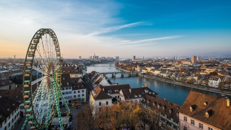 The Battle Basel: Mega Dealers Fight