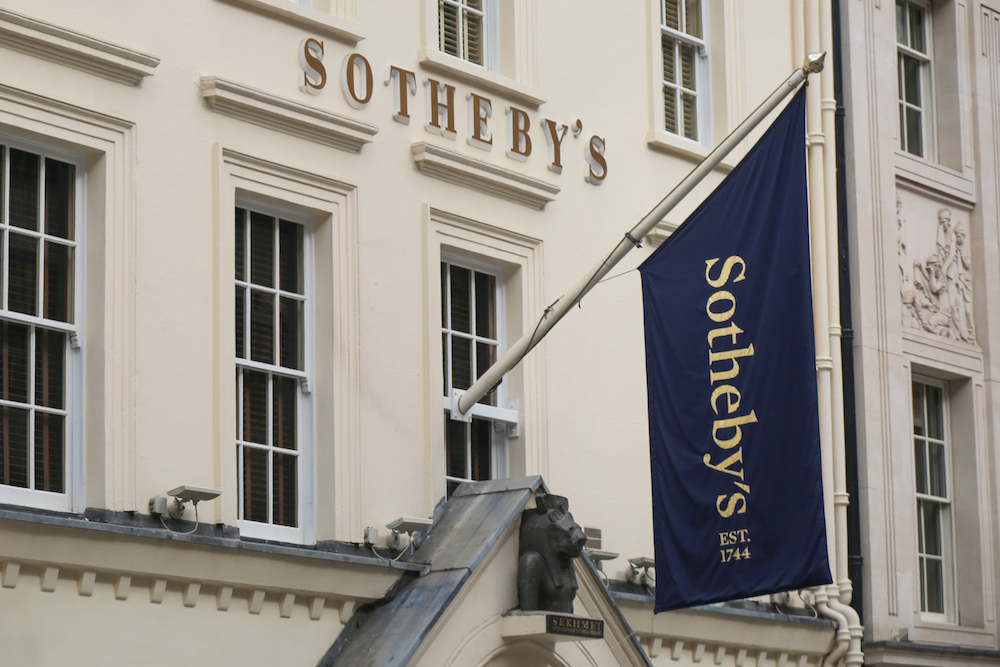 Sotheby's Sold: Businessman and Collector Patrick Drahi