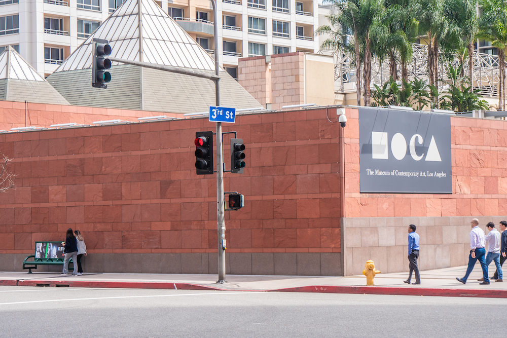 Morning Links: Rebounding MOCA L.A. Edition