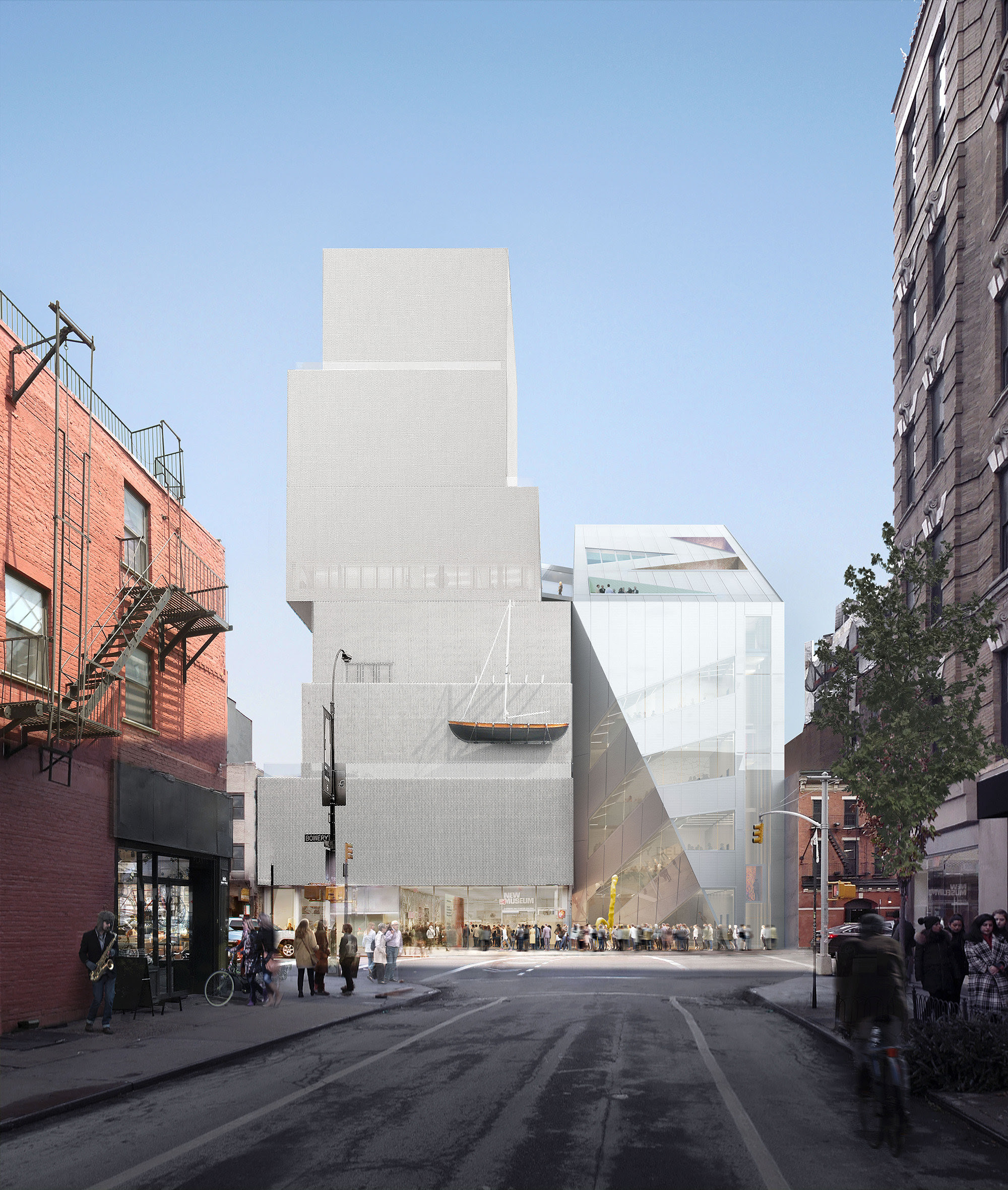 New Museum Details Planned Expansion, With New Restaurant and Expanded Bookstore