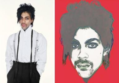 Andy Warhol's Prince Portraits Are 'Fair Use' of Lynn Goldsmith Photo, Federal Judge Rules