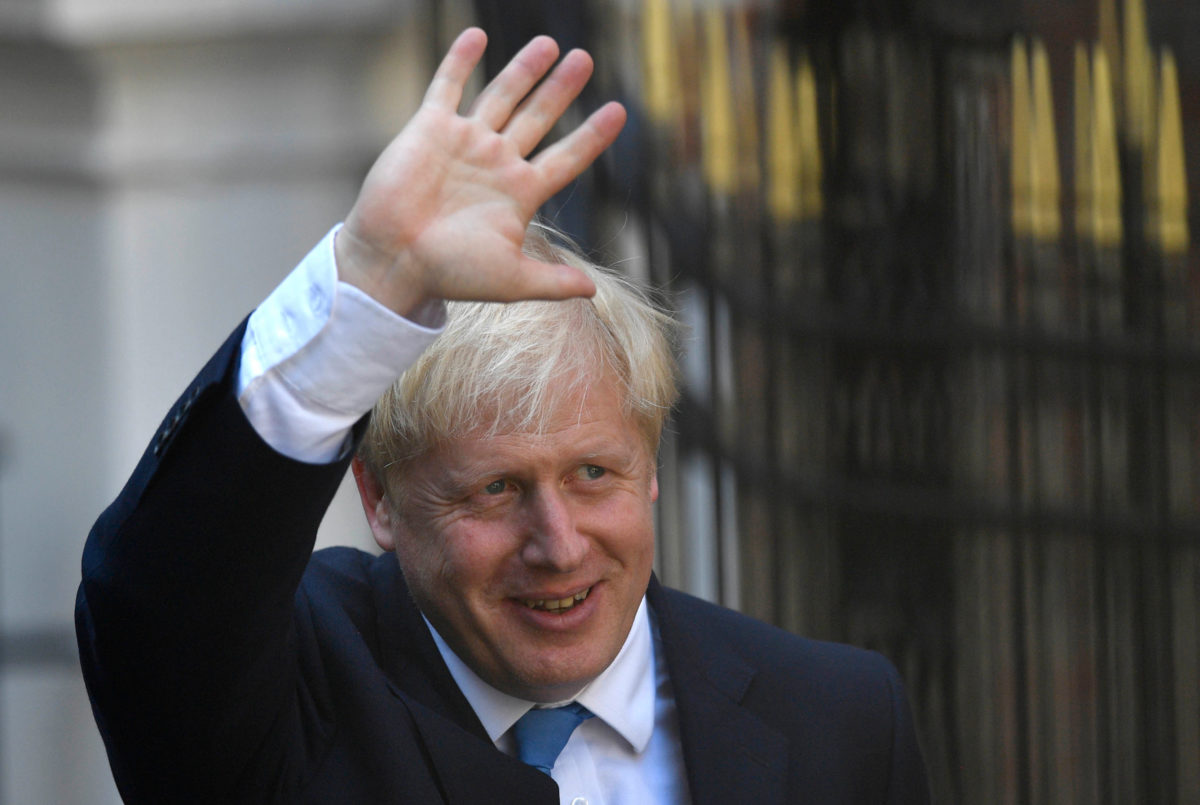 Boris Johnson Worries U K  Art World, Portland Art Museum