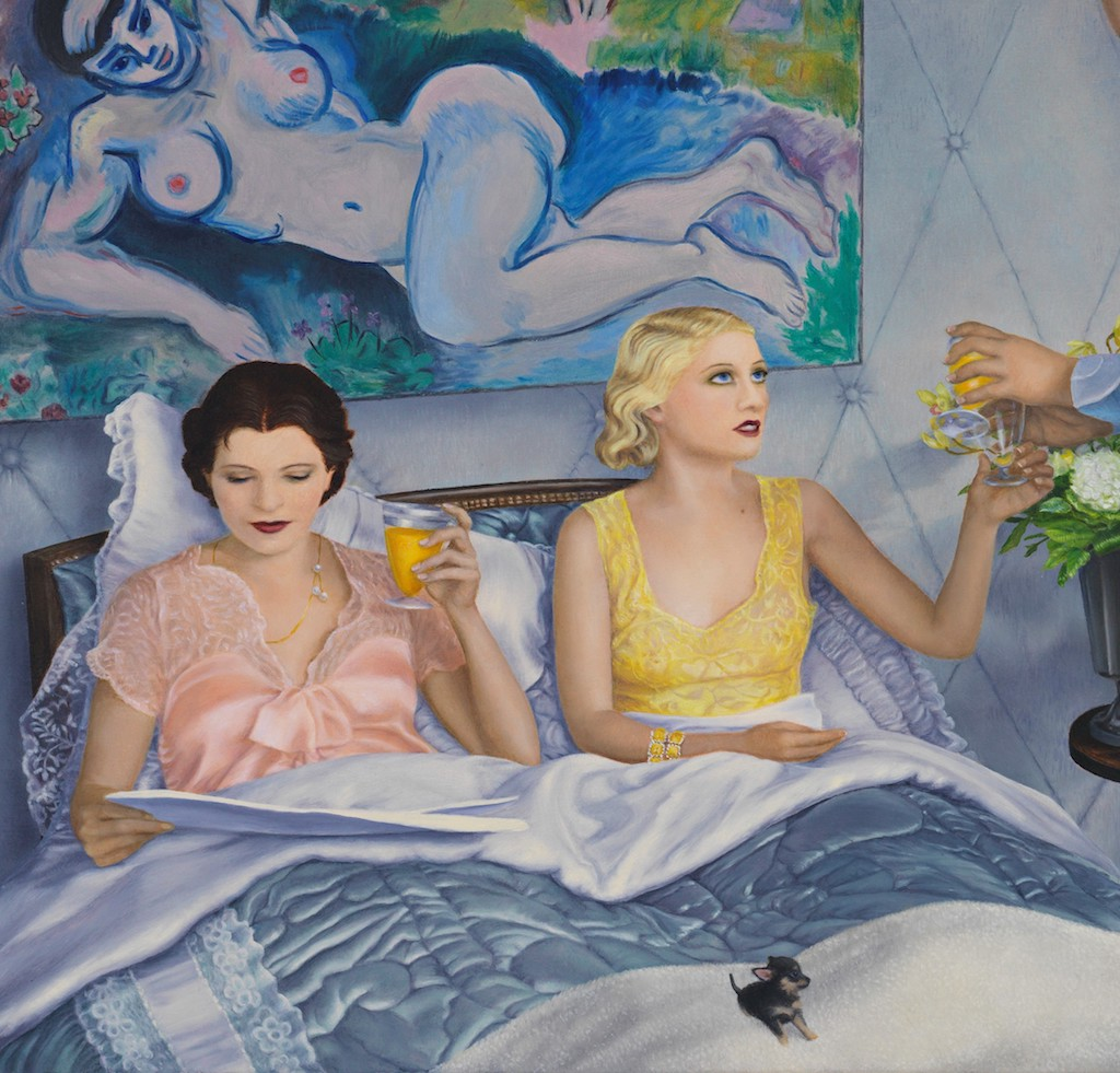 Hilary Harkness Joins P.P.O.W. Gallery in New York -