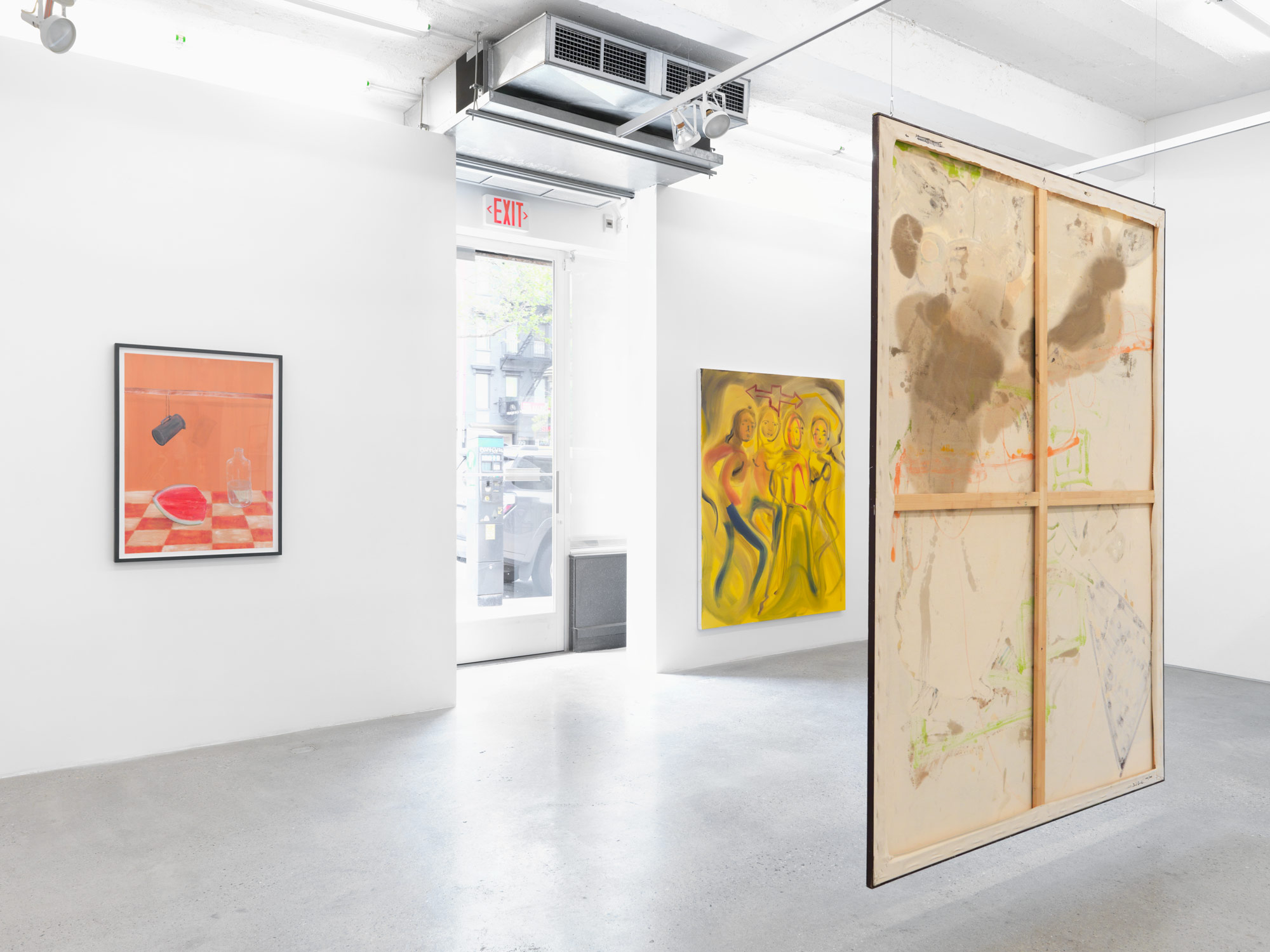 Nothing But the Truth: Israel Lund on Four Painters at Magenta Plains in New York