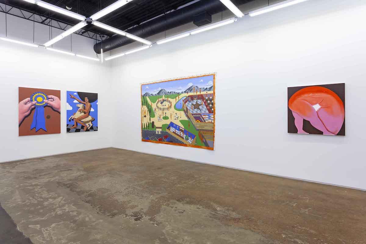Brittney Leeanne Williams, Jake Troyli, and Bianca Nemelc Reinterpret the Nude at Monique Meloche Gallery in Chicago -