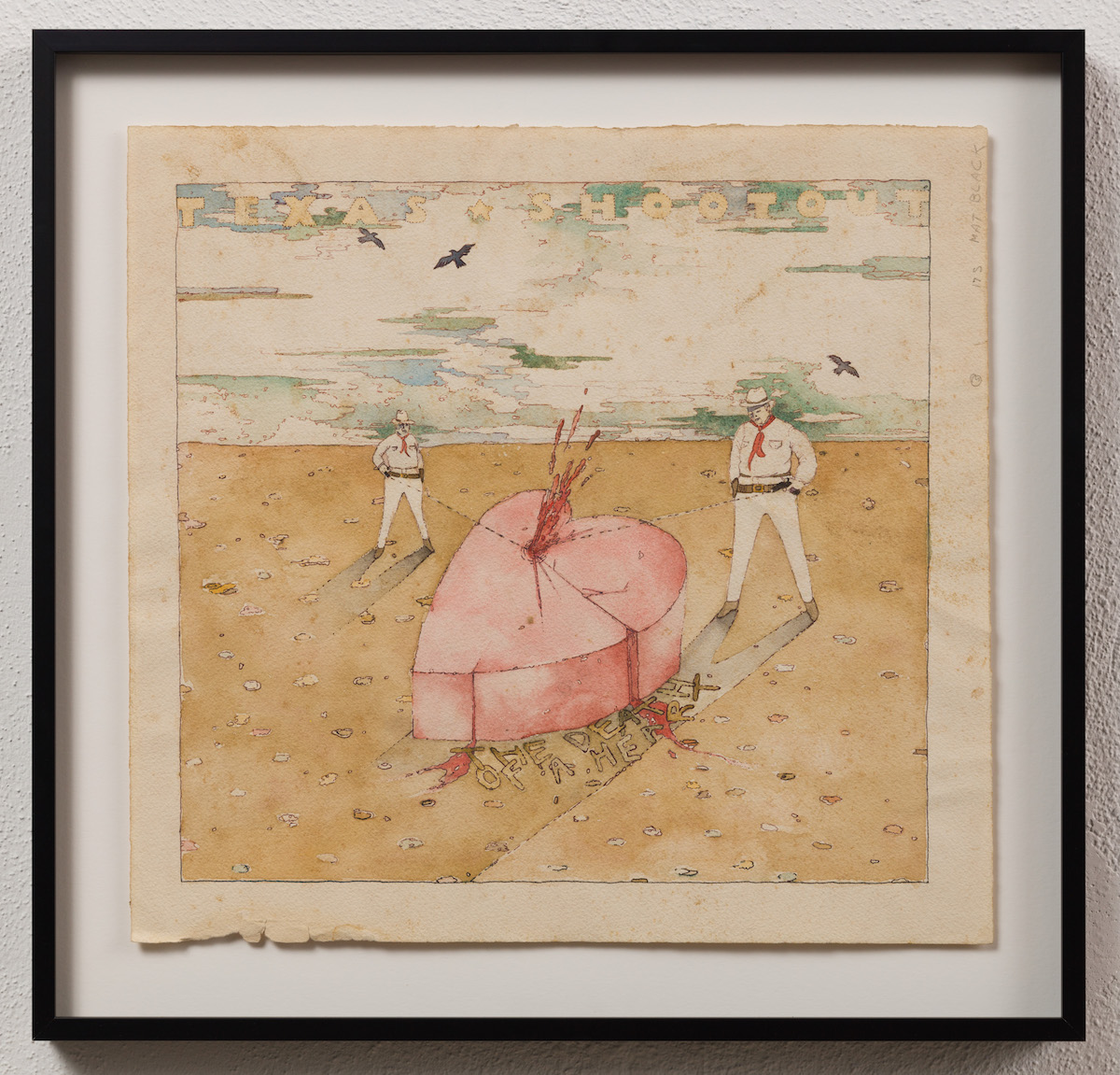 Candy Jernigan's Whimsical Works on Paper at Commercial Street in Provincetown -