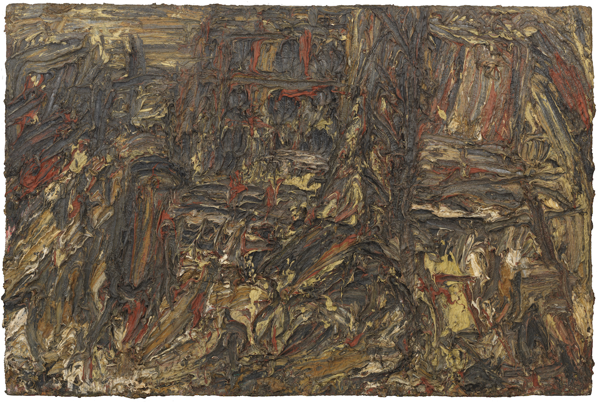 Leon Kossoff's Curators and Collaborators Discuss the Late Artist's Legacy