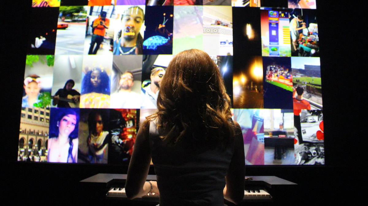 Christian Marclay Project Manipulating Snapchat Sounds to Make U.S. Debut at LACMA