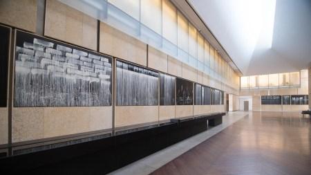 Painter Pat Steir Prepares Major Exhibition