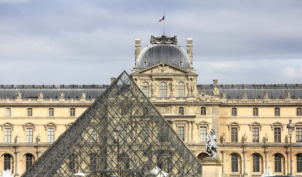 Sackler Name Removed from Louvre Wing: Report