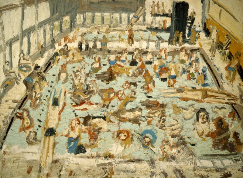 Leon Kossoff, Key Painter of Postwar London, Dies at 92