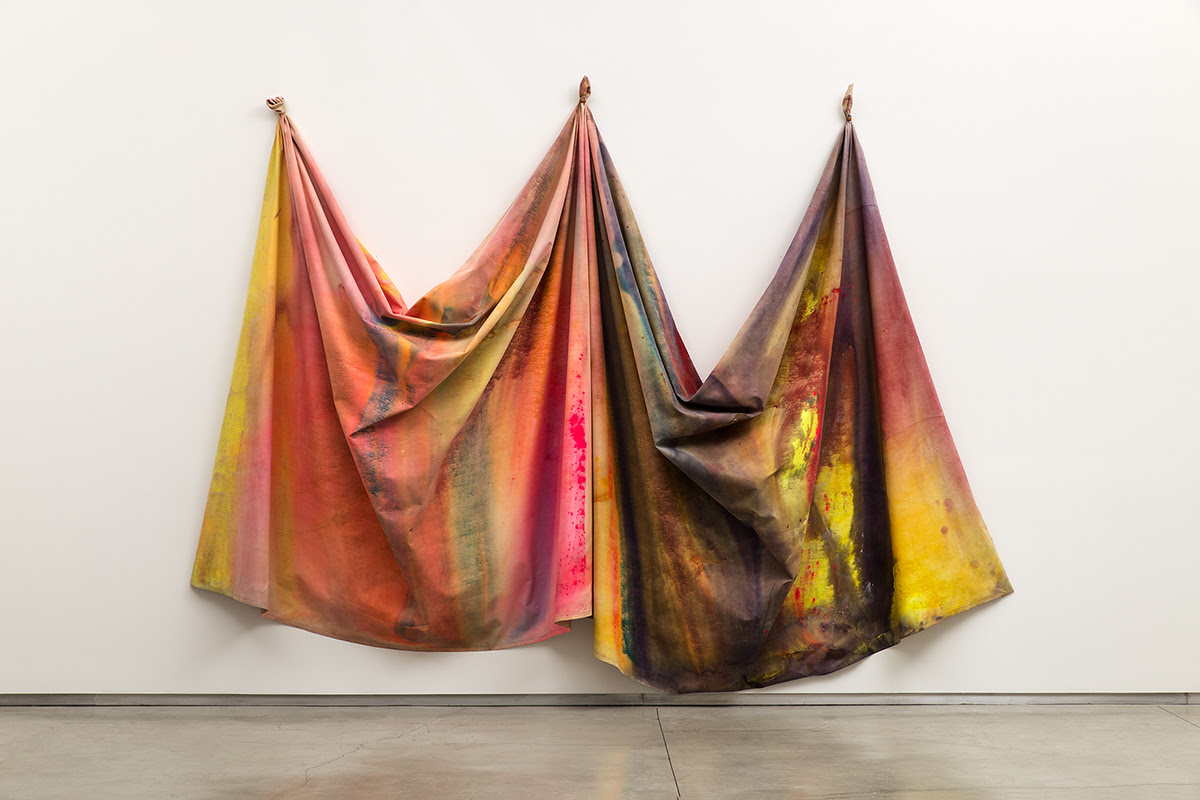 Pace Gallery Now Represents Pioneering Painter Sam Gilliam -