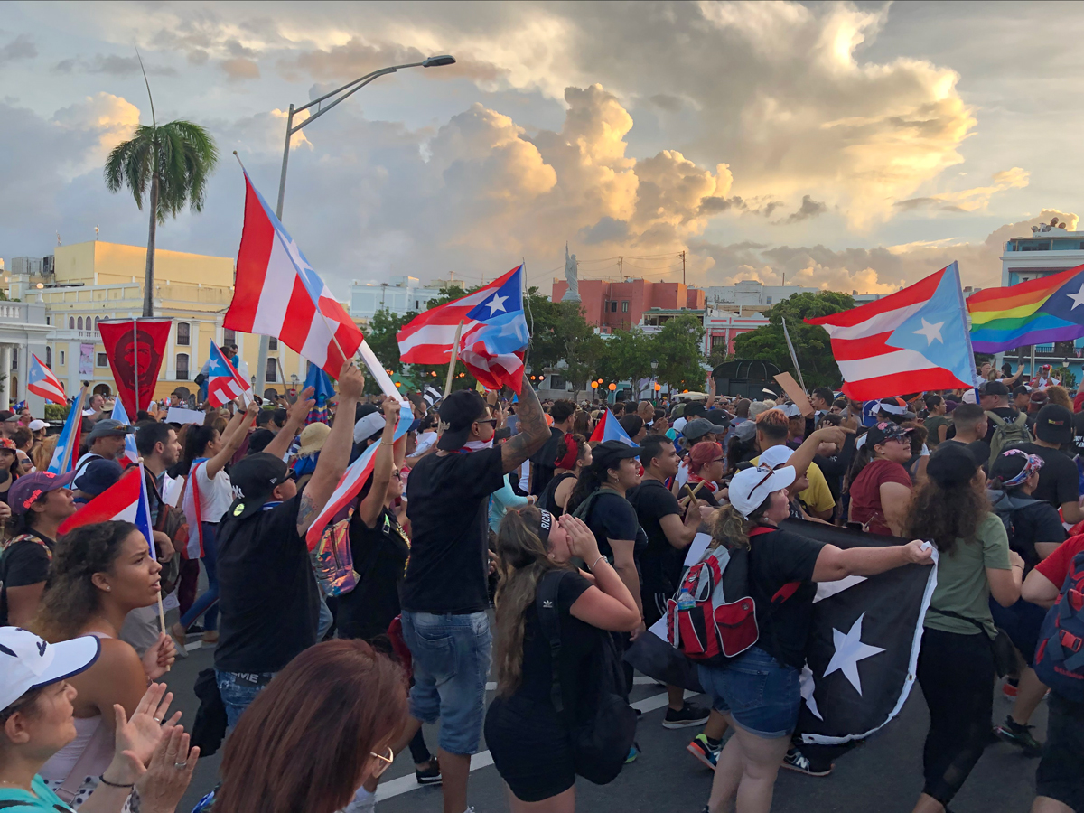 Puerto Rico's Arts Community Reacts to Protests: 'The Country We Are Making Together Has to Be Forged in Equity'