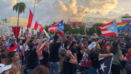 Puerto Rico's Arts Community Reacts to