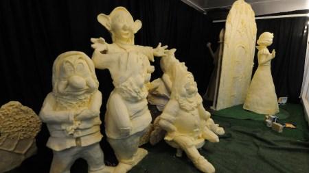 Butter Sculptures: Iowa State Fair's Best,