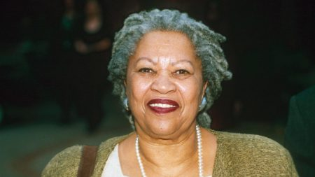 Toni Morrison on Looking for 'Wordless